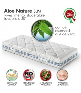 Rivestimento Slim Aloe Nature Singolo