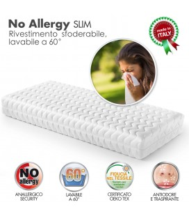 Rivestimento No Allergy Slim Singolo