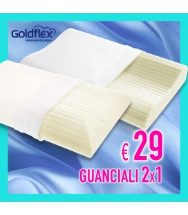 2X1 Cuscino Waterflex Soft