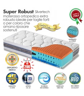 Materasso Super Robust Singolo