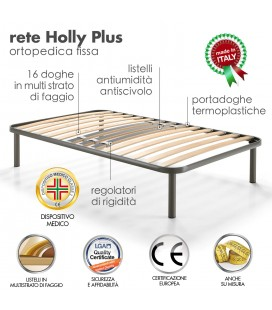 Rete Holly Plus Piazza e Mezza Doghe
