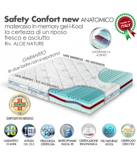 Materasso Safety Confort Matrimoniale