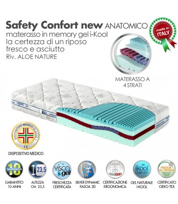Materasso Safety Confort Singolo