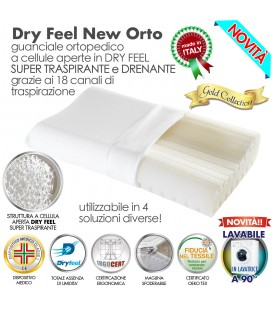 Cuscino Dry Feel New Orto