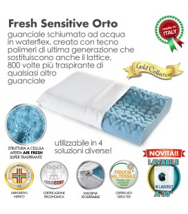 Cuscino Fresh Sensitive Orto