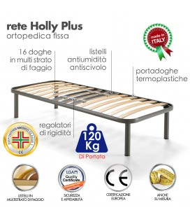 Rete Holly Plus Metallica Singola
