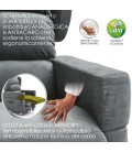 Poltrona Solution Plus New Reclinabile Relax