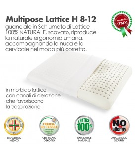 Cuscino Lattice Vaschetta