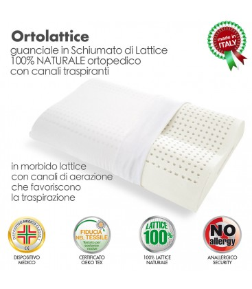 Cuscino Lattice Ortolattice