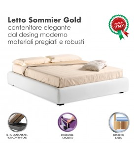 Sommier Gold Contenitore