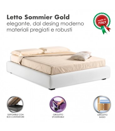 Letto Sommier Gold