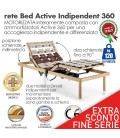 Rete Bed Active Indipendent 360 Doghe Motore Singola