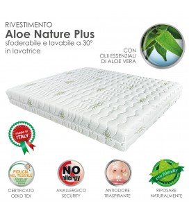 Rivestimento Aloe Nature Plus Matrimoniale